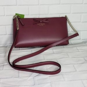 Kate Spade Sawyer Street Declan Black Cherry